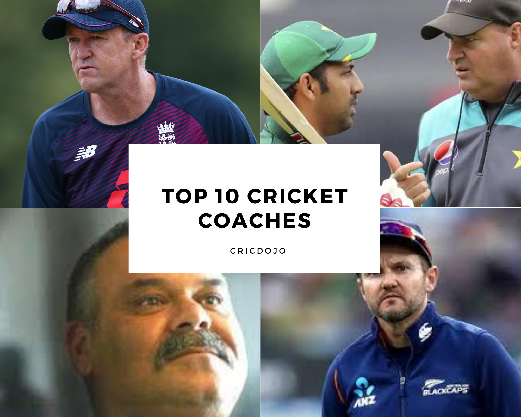 Top Cricket Coaches